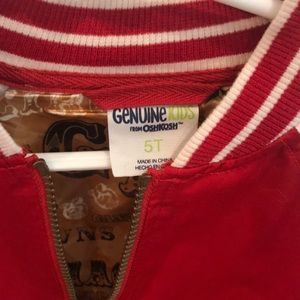 OshKosh B'gosh Jackets & Coats - Osh Kosh Bomber Jacket